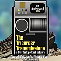 The Tricorder Transmissions: A Star Trek podcast