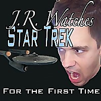 J.R. watches Star Trek for the first time