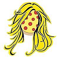 Pizza Blonde