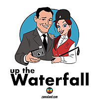 Zannaland | Up the Waterfall Podcast