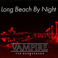 Long Beach By Night