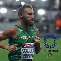 Stephen Scullion's Road to Tokyo 2020