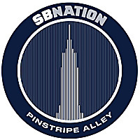 Pinstripe Alley - For New York Yankees fans
