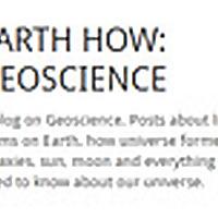 Earth How: Geoscience