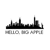 Hello, Big Apple