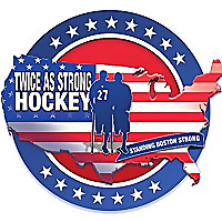 Twice As Strong Hockey