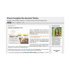 Fresh Insights On Ancient Truths