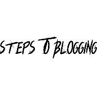 Steps To Blogging