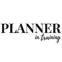 Planner in Training Podcast