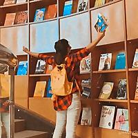 Amazing Distance   Basically, Books & Everything Nice