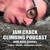 Jam Crack |The Niall Grimes Climbing Podcast