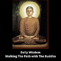 Daily Wisdom - Walking The Path with The Buddha
