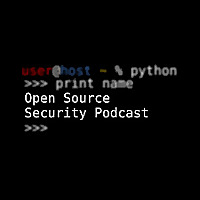 Open Source Security Podcast