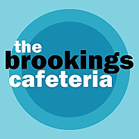 布鲁金斯学会的自助餐厅