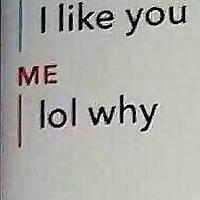 LOL WHY