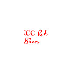 100 Red Shoes