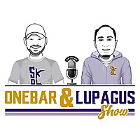Onebar & Lupagus Show   Minnesota Vikings Podcast