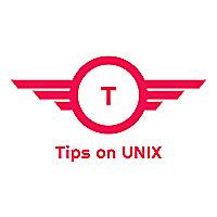 Tips on UNIX