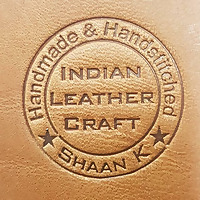 Indian leather craft