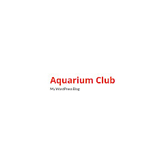 Aquarium Club