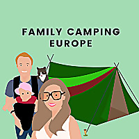 Family Camping Europe