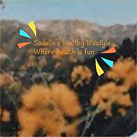 Sadelle's Healthy Lifestyle