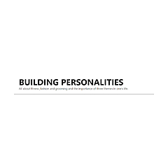 Building Personalities