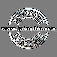 Adv. Jainodin's Legal Blog