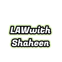 Law with Shaheen