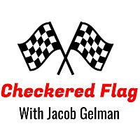 Checkered Flag With Jacob Gelman