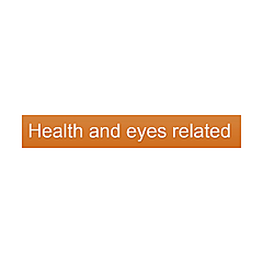 Health and eyes related