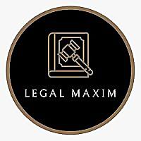 Legal Maxim