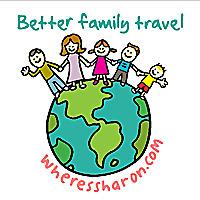 Where's Sharon? | Family Travel Blog