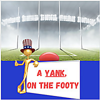 A Yank on the Footy