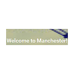 Welcome to Manchester!