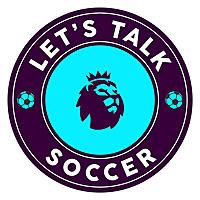 Let's Talk Soccer Podcast