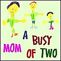 A Busy Mom of Two