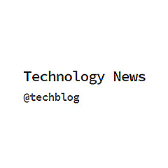 @techblog | Technology News