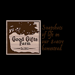 Good Gifts Farm | Snapshots of life on our 8-acre homestead