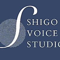 SHIGO VOICE STUDIO: Classical & Musical Theatre