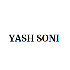 Yash Soni