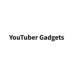 YouTuber Gadgets