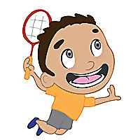 BadmintonJustin