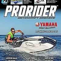Pro Rider Watercraft Magazine