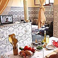 Online cooking class moroccan cuisine