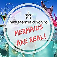 Ina's Mermaid School | Mermaids are real!