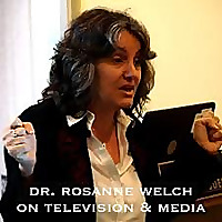 On Screenwriting and Media with Dr. Rosanne Welch