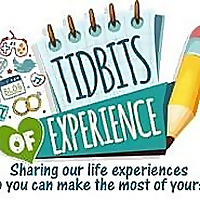 Tidbits of Experience | Sharing our experiences so you can make the most of yours!