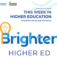 This Week In Higher Education