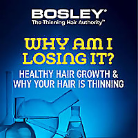 Bosley: The Thinning Hair Authority Podcast